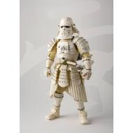 Star Wars - Figurine MMR Kanreichi Ashigaru Snowtrooper Tamashii Web Exclusive 17 cm