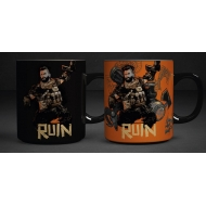 Call of Duty Black Ops 4 - Mug effet thermique Ruin