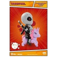 Marvel Comics - Figurine Mini Egg Attack Deadpool Pony PX X-Force Version 9 cm