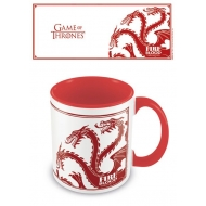 Game of Thrones - Mug Coloured Inner Targaryen