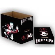 DC Comics - Pack de 5 Boîtes de rangement Harley Quinn & Joker 23 x 29 x 39 cm