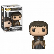 Game of Thrones - Figurine POP! Bran Stark 9 cm
