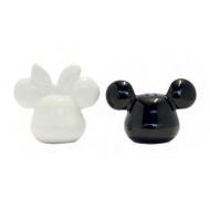 Mickey Mouse - Salière et poivrière 3D Noir & Blanc