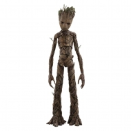 Les Gardiens de la Galaxie - Figurine Movie Masterpiece 1/6 Groot 30 cm