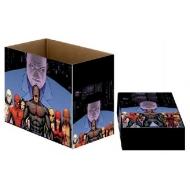 Marvel Comics - Pack de 5 boîtes de rangement Defenders Team 23 x 29 x 39 cm