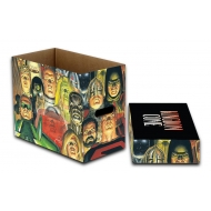 DC Comics - Pack de 5 boîtes de rangement Kingdom Come 23 x 29 x 39 cm