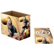 Marvel Comics - Pack de 5 boîtes de rangement Captain America Battle 23 x 29 x 39 cm