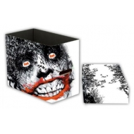 DC Comics - Pack de 5 boîtes de rangement Joker Bats 23 x 29 x 39 cm