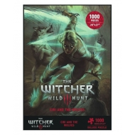 The Witcher 3 Wild Hunt - Puzzle Ciri and the Wolves