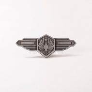 Pacific Rim Uprising - Réplique 1/1 badge Pan Pacific Defense Corps magnétique