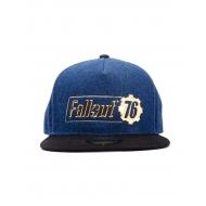 Fallout 76 - Casquette Snapback Logo Badge
