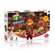 Super Mario Odyssey - Puzzle Bowser's Castle