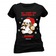 Gremlins - T-Shirt femme All I Want Is Gizmo