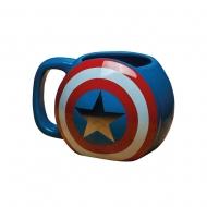 Marvel - Mug Captain America Shield