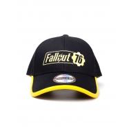 Fallout 76 - Casquette Baseball Yellow Logo