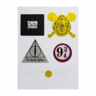 Harry Potter - Set autocollants vinyle Symbols
