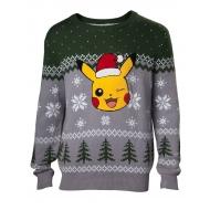 Pokemon - Sweat Christmas Pikachu