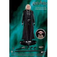 Harry Potter - Pack 2 figurines MFM 1/6 Lucius Malfoy & Dobby 15-30 cm