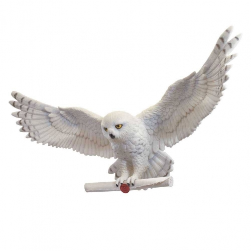 Harry Potter - Décoration murale Hedwig 46 cm