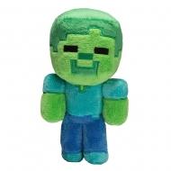Minecraft - Peluche Baby Zombie 21 cm