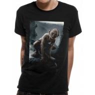 Le Seigneur des Anneaux - T-Shirt Gollum