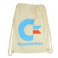 Commodore 64 - Sac en toile White Logo