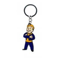 Fallout - Porte-clés métal Vault Boy