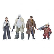Star Wars Solo Force Link - Pack figurines 2018 Mission on Vandor-1 10 cm