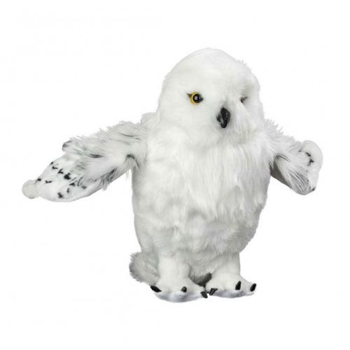 Harry Potter - Peluche Collectors Hedwig Wings Open Ver. 35 cm