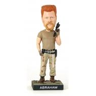 The Walking Dead - Figurine Bobble Head Abraham 20 cm