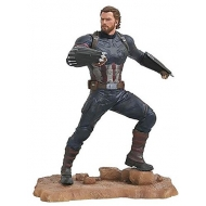 Avengers Infinity War - Gallery statuette Captain America 23 cm
