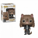 Harry Potter - Figurine POP! Hermione en Chat 9 cm
