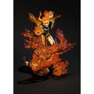 Naruto Shippuden - Statuette FiguartsZERO Uzumaki (Kurama) Kizuna Relation 21 cm