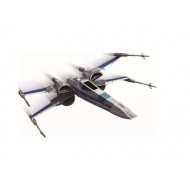 Star Wars Episode VII The Force Awakens - Réplqiue métal Resistance X-Wing Fighter 15 cm