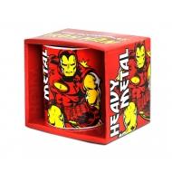 Marvel - Mug Iron Man Heavy Metal