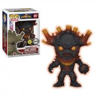Marvel : Tournoi des champions - Figurine POP! King Groot GITD 9 cm