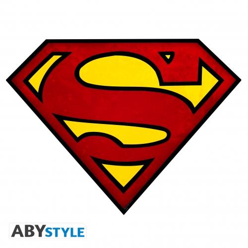 Superman - Tapis de souris Logo Superman
