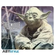 STAR WARS - Tapis de souris Yoda great warrior