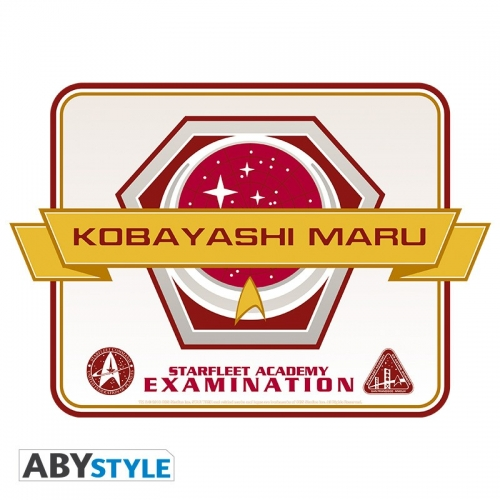 STAR TREK - Tapis de souris Kobayashi Maru