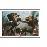STAR WARS - Masterprint Rancor
