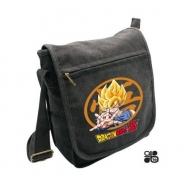 DRAGON BALL - Sac besace Goku couleurs (Petit format)