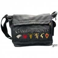 GAME OF THRONES - Sac Besace - Sigles - Grand Format