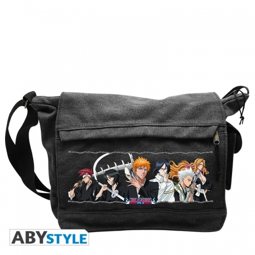 BLEACH - Sac Besace Groupe Grand Format