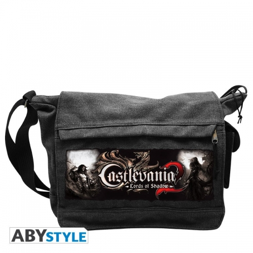 CASTLEVANIA - Sac Besace Lords Of Shadow 2 Grand Format