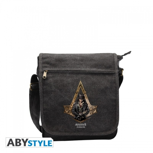 ASSASSIN'S CREED - Sac Besace Golden Union Jack Petit Format