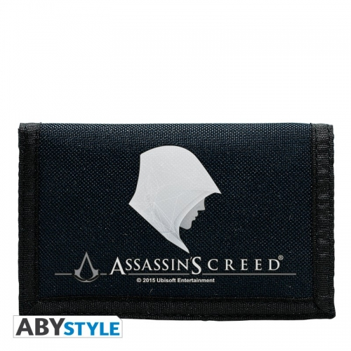 ASSASSIN'S CREED - Portefeuille Assassin Crest navy