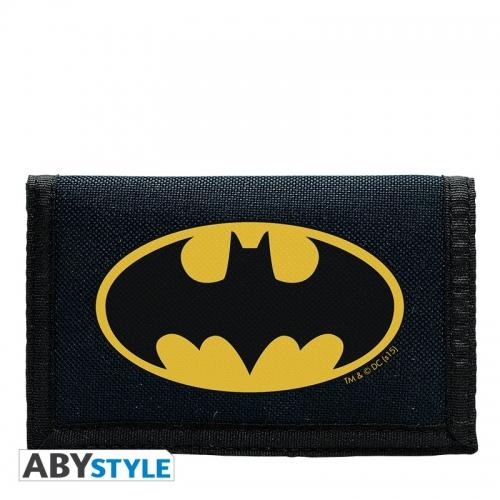 DC COMICS - Portefeuille Batman navy
