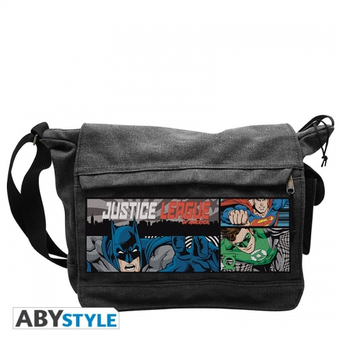 DC COMICS - Sac Besace Justice League Grand Format