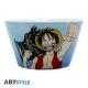 ONE PIECE - Bol en Porcelaine de Luffy & Chopper