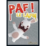 LAPINS CRETINS - Poster Paf! Le lapin (98X68)